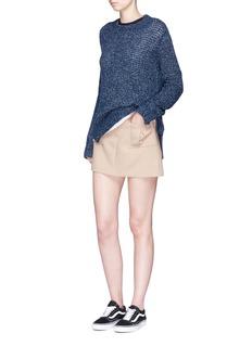 rag & bone/JEAN'Marina' crew neck sweater