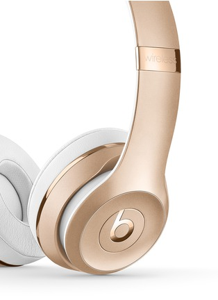 Detail View - Click To Enlarge - Beats - Solo³ wireless on-ear headphones