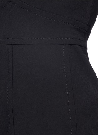 Detail View - Click To Enlarge - Theory - 'Parmida' ponte knit dress