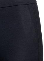 'Thaniel FLK' virgin wool blend stretch flannel pants