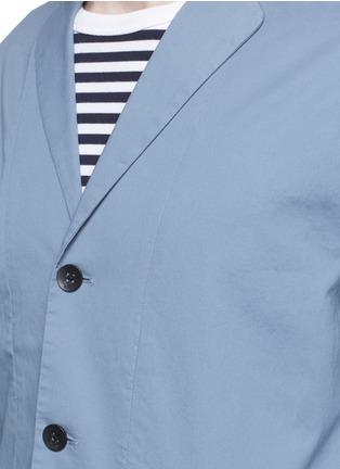 细节 - 点击放大 - DENHAM - 'Kelvin Cat' reinforced sleeve blazer
