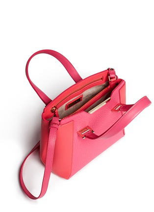 Detail View - Click To Enlarge - Jimmy Choo - 'Alfie' small leather tote