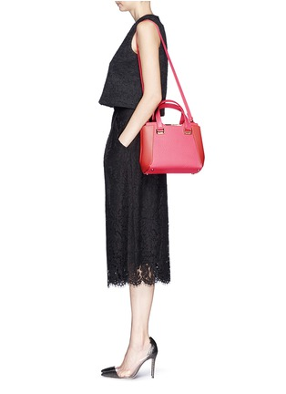 - Jimmy Choo - 'Alfie' small leather tote