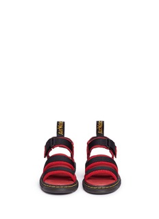 Dr. Martens'Zachary Junior' neoprene strappy kids sandals