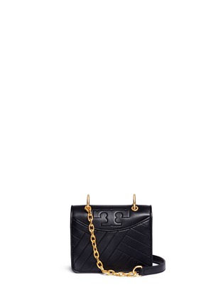 Main View - Click To Enlarge - Tory Burch - Chevron quilted leather crossbody bag