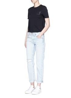 Etre Cecile 'Black Jelly' print T-shirt
