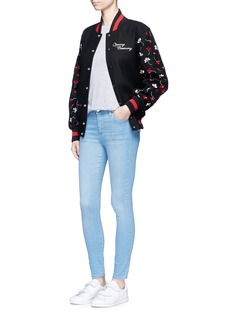 Topshop'Leigh' skinny jeans