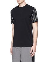 'Multi Dot' reflective print T-shirt