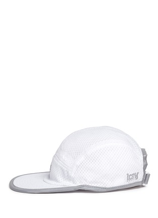 Figure View - Click To Enlarge - Icny - 'Court' five panel cap