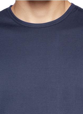 细节 - 点击放大 - SUNSPEL - 纯棉T恤