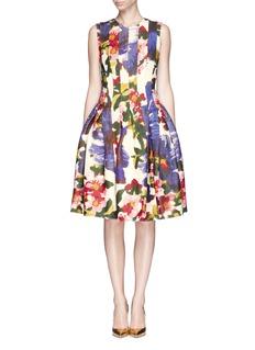 MS MINFloral print dress