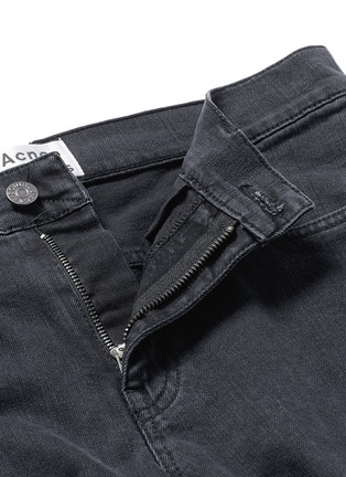 - Acne Studios - 'Ace Used Cash' skinny jeans