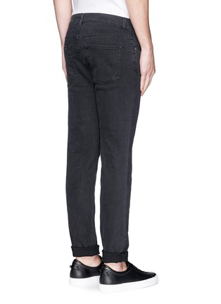 Back View - Click To Enlarge - Acne Studios - 'Ace Used Cash' skinny jeans