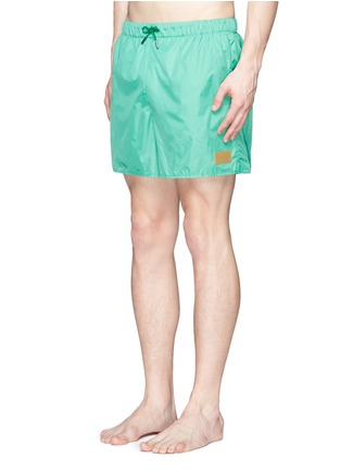 Figure View - Click To Enlarge - Acne Studios - 'Perry' swim shorts