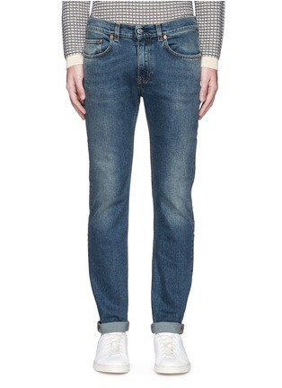 Detail View - Click To Enlarge - Acne Studios - 'Ace' stretch vintage skinny jeans