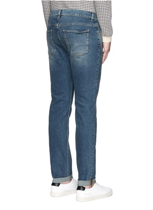 Back View - Click To Enlarge - Acne Studios - 'Ace' stretch vintage skinny jeans
