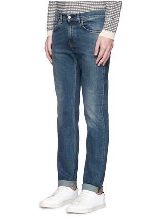 Front View - Click To Enlarge - Acne Studios - 'Ace' stretch vintage skinny jeans
