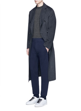 Figure View - Click To Enlarge - Acne Studios - Rib cuff sweatpants
