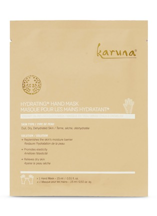 Karuna - Hydrating + Hand Mask 4-pair pack