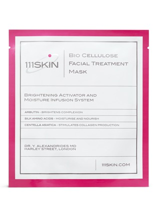 Main View - Click To Enlarge - Joyce Beauty - Bio Cellulose Facial Treatment Mask