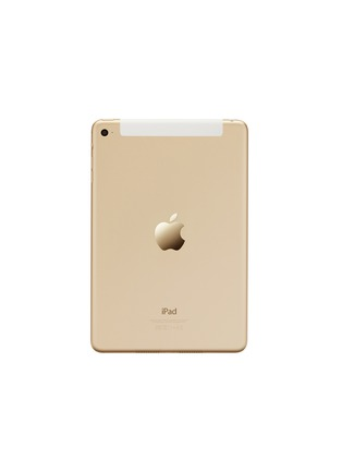 Apple - iPad mini 4 Wi-Fi + Cellular 16GB - Gold
