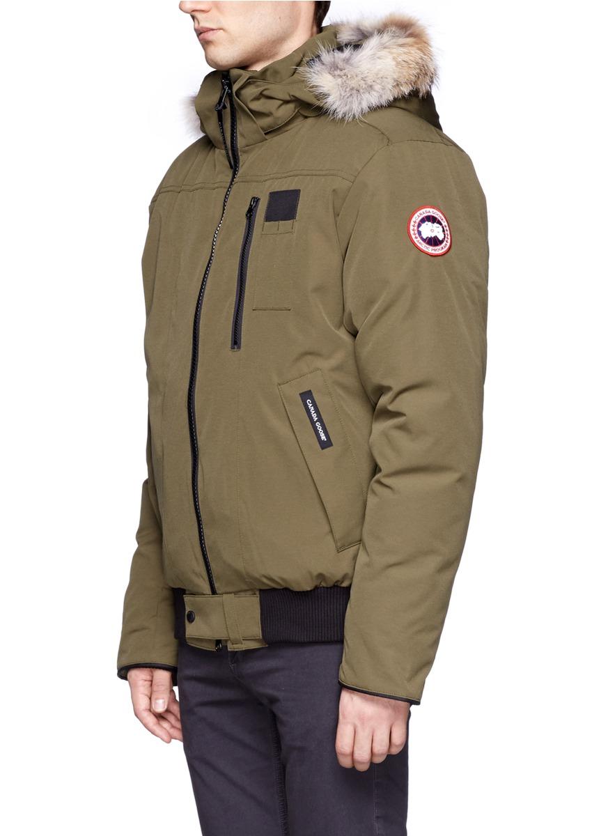 Bomber Jacket With Hood