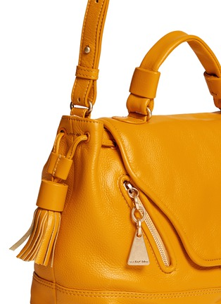 Detail View - Click To Enlarge - See by Chloé - Leather cross body satchel