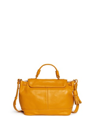 Back View - Click To Enlarge - See by Chloé - Leather cross body satchel