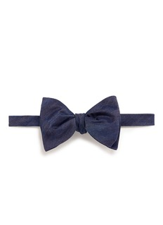 The Bow Tie 'SFO1 ' cotton denim bow tie