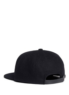 ATTACHMENTWool-cashmere baseball cap