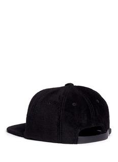ATTACHMENTCotton fleece baseball cap
