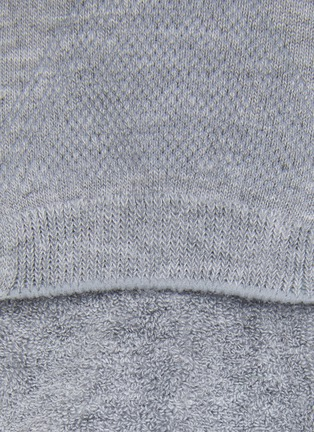 Detail View - Click To Enlarge - FALKE - 'Cool Kick' invisible sneaker socks