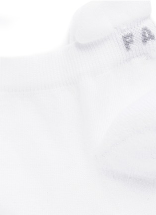 Detail View - Click To Enlarge - FALKE - 'GO2 Sneaker' ankle golf socks