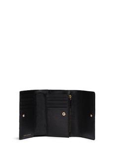 TORY BURCH'Robinson' medium saffiano leather flat wallet