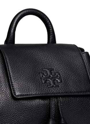 Detail View - Click To Enlarge - Tory Burch - Thea' mini leather backpack