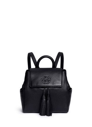 Main View - Click To Enlarge - Tory Burch - Thea' mini leather backpack