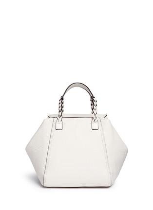 背面 - 点击放大 - TORY BURCH - 'Half-moon' small leather satchel