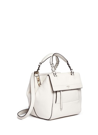 正面 -点击放大 - TORY BURCH - 'Half-moon' small leather satchel
