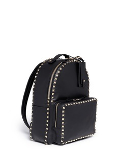 Valentino'Rockstud' leather backpack
