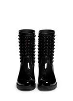 'Rockstud' PVC rainboots