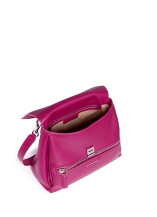 Givenchy-'Pandora Pure' small leather flap bag
