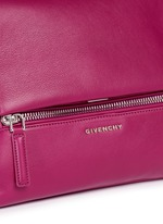 'Pandora Pure' small leather flap bag