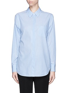 EQUIPMENT 'Morisson' contrast yoke stripe shirt