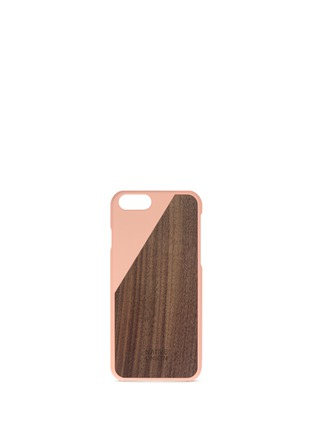Main View - Click To Enlarge - Native Union - CLIC wooden iPhone 6 case