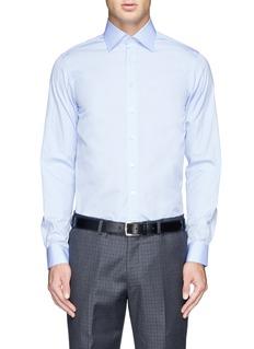 SMYTH & GIBSONCotton poplin shirt
