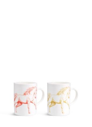 Main View - Click To Enlarge - RORY DOBNER - Horse mug set