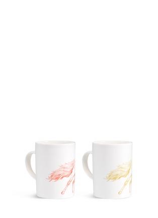 Figure View - Click To Enlarge - RORY DOBNER - Horse mug set