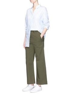 Theory'Namid TS' wide leg sailor pants