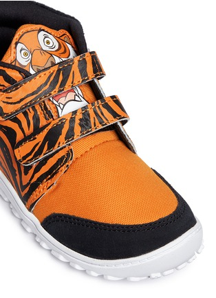 Detail View - Click To Enlarge - Reebok - 'Jungle Book Shere Khan VentureFlex' toddler sneakers
