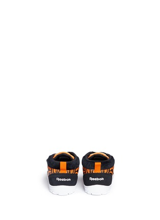Back View - Click To Enlarge - Reebok - 'Jungle Book Shere Khan VentureFlex' toddler sneakers